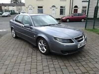 2007 (07reg), Saab 9-5 2.3 HOT Aero 4dr Saloon, £1,795 p/x welcome