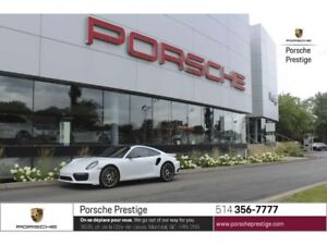 2017 Porsche 911 Turbo S Coupe                   Pre-owned veh