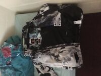 Travis Rice Quicksilver Snow Jacket 10,000 MM Large