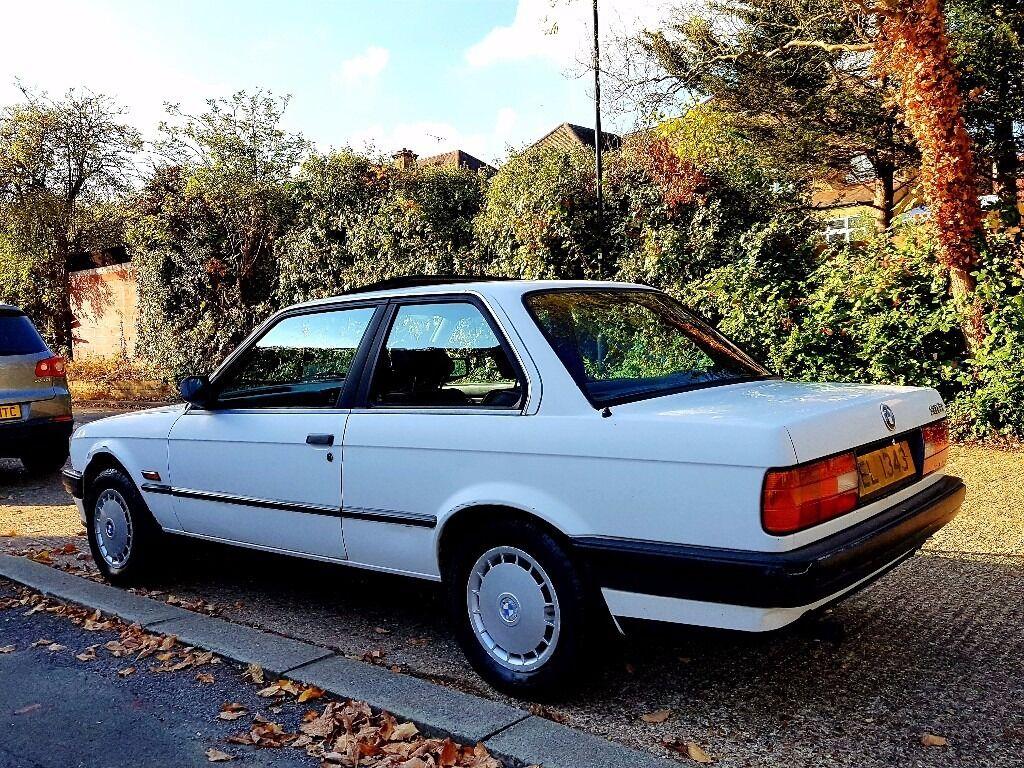 BMW I DOOR COUPE E In Cricklewood London Gumtree - Bmw 318i 2 door