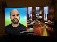 "43"" LG PLASMA HD TV"