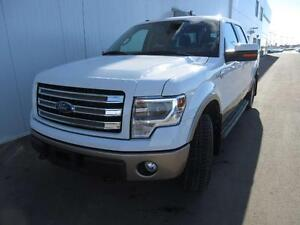 2013 Ford F-150 King Ranch Edition $123 Weeky Nav/Leather/Roof