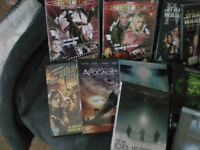SCI FI COLLECTION OF DVDs X 24