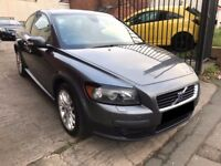 Volvo C30 1.6 D SE 2dr - 2008, FSH 13 SERVICES! 12 MONTHS MOT, HEATED SEATS, 3 OWNERS, 2 KEYS, £2895
