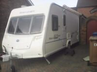 Bailey ranger GT 60 460/4 series 6