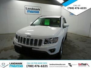 2015 Jeep Compass High Altitude 4x4 / Leather /Moonroof