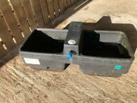 30 Gallon water trough