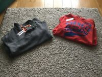 Genuine Superdry Hoodies - Brand New With Tags