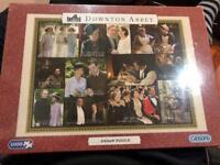 Downtown Abbey 1000 piece jigsaw puzzle still sealed