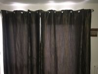 Curtain Poles and Curtains