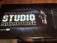Condenser Studio/Live Mic-EXCELLENT! BRAND NEW