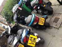 Moped job lot