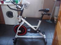spin bike..brand new