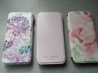 3 Genuine Ted Baker IPhone 6/6s Cases.