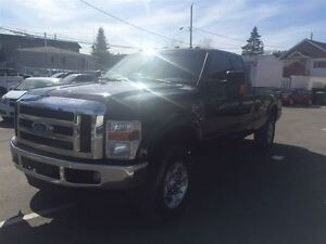 2009 Ford F-250 XLT 4X4 6.4L V8 TURBO DIESEL 11900$ 514-692-0093