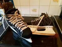 Ice skates adult size 8