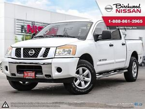 2013 Nissan Titan SV/AWD/REMOTE START /BACKUP CAMERA