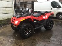 Can am outlander 650