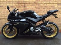 Yamaha YZF-R125 125cc *Immaculate, FSH & Low Miles*