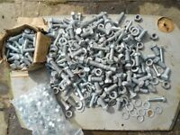 NUTS BOLTS AND WASHERS