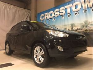 2012 Hyundai Tucson GLS AWD | 2.4L I4 | 6-speed auto | heated se