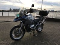 BMW R1200GS + Extras - 12months MOT- 50.000Mi. Well taken care and ready to ride