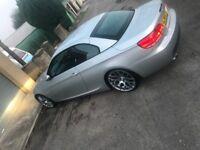 BMW 3 series 325i Msport convertible