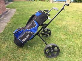 Masters kids/children's golf clubs