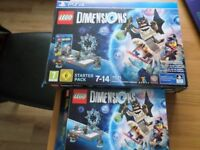 SONY PS4 LEGO DIMENSIONS