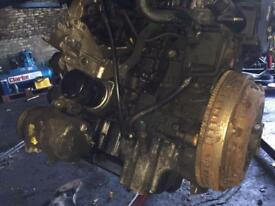 2006 Peugeot 807 4hw full engine for sale