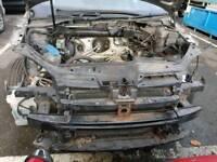 VOLKSWAGEN GOLF MK 5 GT TDI 2004 - 2008 COMPLETE SLAM PANEL FRONT END SLAM PANEL INC RADS'S FANS
