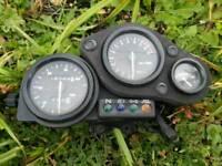 Honda nsr 125 speedo clocks
