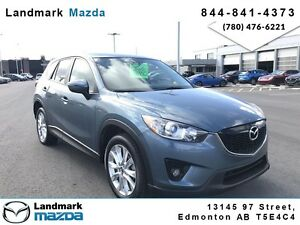 2015 Mazda CX-5 GT AWD / LEATHER / MOONROOF
