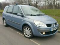 2007 RENAULT GRAND SCENIC 1.5 DCI DYNAMIQUE*7 SEATS*FACELIFT*FSH*EL-PACK*CHEAP TAX+INSURANCE*#ZAFIRA