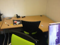 Quality Office Furnature (As New)