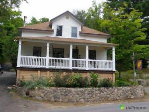345 000$ - Maison 2 étages à vendre à St-Faustin-Lac-Carré