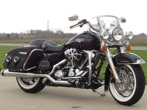 2013 harley-davidson FLHRC Road King Classic  103  ONLY 3,200 KM