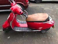 Lexmoto Vienna 125cc