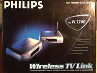 PHILIPS WIRELESS TV LINK VL1200