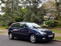 FORD FOCUS AUTOMATIC ZETEC 5DOOR 12 SERVICES 56000 WARRANTED MILES HPI CLEAR EXCELLENT CONDITION