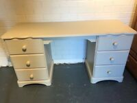 Pine Dressing Table/Desk £75