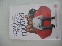 HOW I MET YOUR MOTHER, SEASON ONE, PERFECT COND.