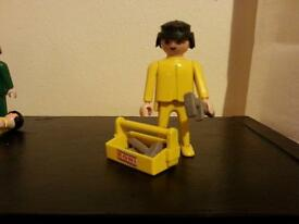 playmobil Geobra vintage retro toy figure x 1 1974