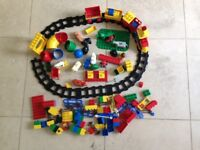 Duplo Lego Train Set for sale