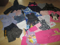 GIRLS CLOTHES SELECTION