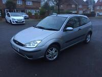 Ford Focus Zeetec *2005* 1.6 *78,000Miles* *Immaculate*