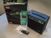 GUITAR AMPLIFIER 'Stagg' 10 GA 10W Never used and in original box. Collection only