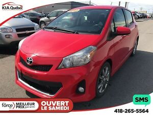 2012 Toyota Yaris SE *CLIMATISATION* * MAGS*