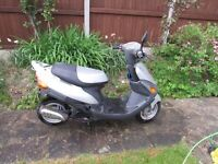 MOPED/SCOOTER FOR SALE IN WOODFORD £199 OR NEAREST OFFER