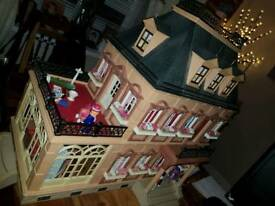 Play Mobil house mantion